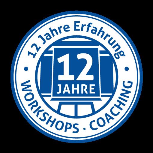Langjährige Praxis in<br /> Workshops und Coaching